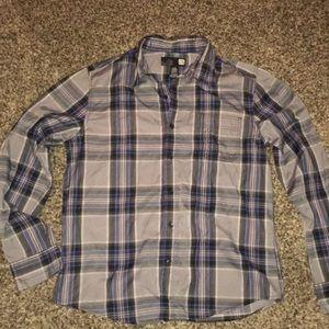 Men's button down. Size L. OP